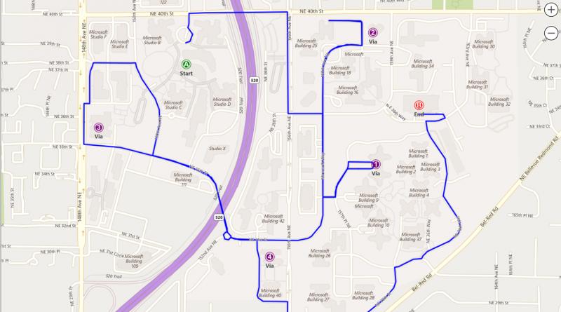Bing Maps Multi-Itinerary Optimization API Launches Today